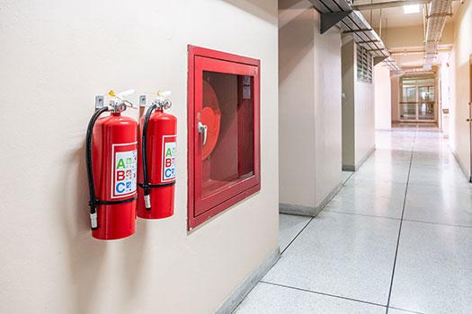 Corebilt Services: Fire Protection