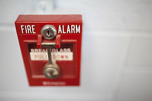 Corebilt Services: Fire Detection